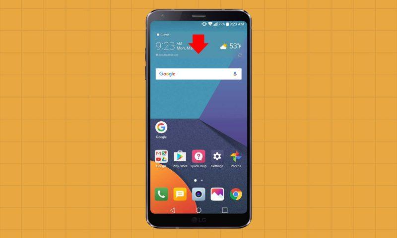 LG ရဲ႕ Fingerprint ဆင္ဆာကို ဘယ္လို စတင္ အသံုးျပဳမလဲ