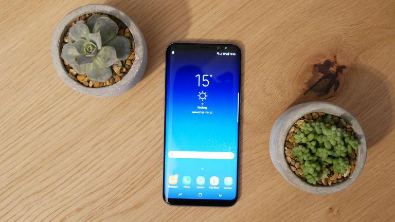 Samsung က ေနာက္ဆံုးထုတ္လုပ္လိုက္တဲ့ Galaxy S8