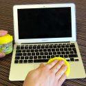 Laptop ကို ဘယ္လို သန္႔ရွင္းေရး လုပ္မလဲ