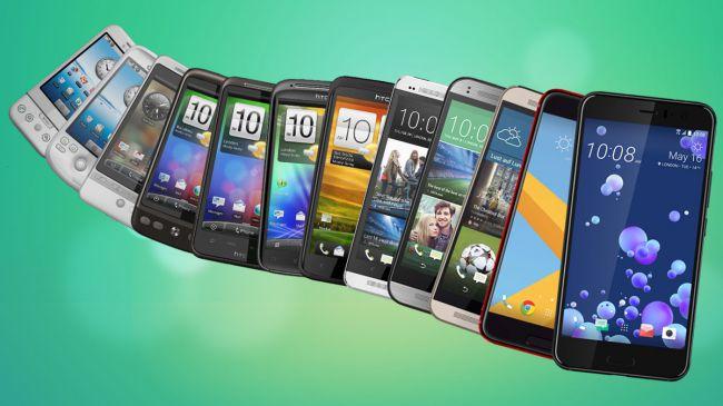 သက္တမ္း အနွစ္ ၂၀ ျပည့္ခဲ့တဲ့ HTC ကုမၸဏီ