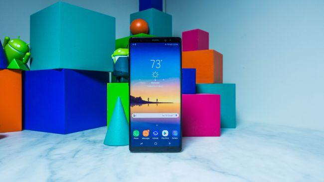 စြမ္းေဆာင္ရည္အျမင့္ဆံုး Galaxy Note 8