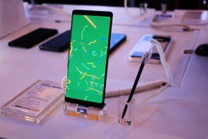 Samsung Galaxy Note 8 ကို ျမန္မာေငြ ၁၂သိန္း ၇ေသာင္း ၅ ေထာင္က်ပ္နဲ႔ pre order တင္လုိ႔ရပါၿပီ