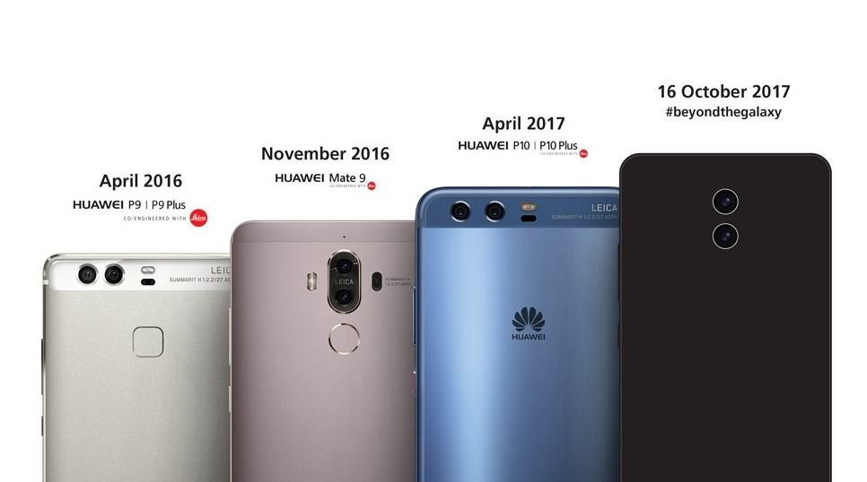 iPhone 8plus နဲ႕ယွဥ္လာမယ့္ Huawei Mate 10 ရဲ႕ ေကာလဟာလမ်ား