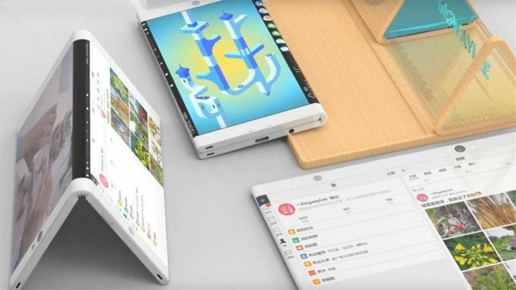 ေခါက္နိုင္တဲ့ မ်က္ႏွာျပင္နဲ႕ Xiaomi Mi Fold