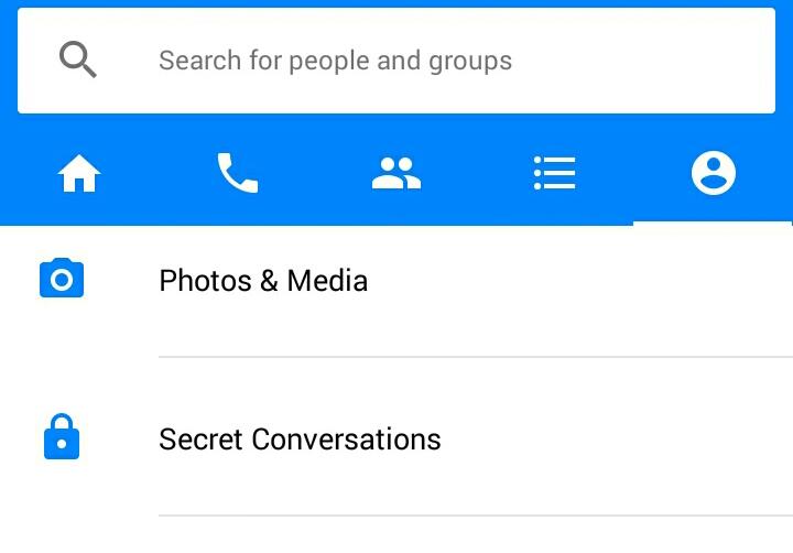 ဘယ္သူမွမျမင္ေအာင္ သံုးလို႕ရတဲ့ facebook secret conversation