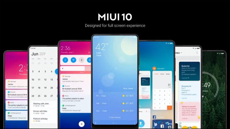 Redmi 5 Plus အတွက် Global MIUI 10 ထွက်ရှိ