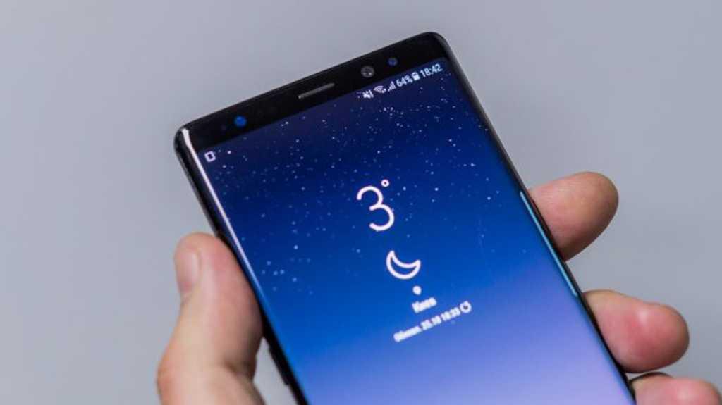 Galaxy S8 ထက်စောပြီး Android 9 Pie ရလာဖွယ်ရှိ