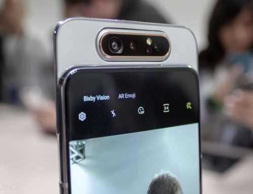 Galaxy A80 ရဲ႕ Rotating Camera အလုပ္လုပ္ပုံကို ထုတ္ျပလိုက္တဲ့ Samsung အင္ဂ်င္နီယာ