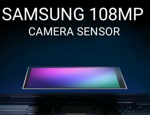 Samsung က 108MP Camera Sensor ကို ေၾကညာ