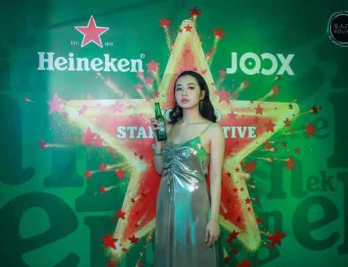 Heineken® က JOOX နှင့် ပူးပေါင်း၍ မြန်မာ့ပွဲတော်ရာသီကို ဆင်နွှဲသည့်အနေဖြင့် Pop-up တေးဂီတစတူဒီယိုအစီအစဉ်တစ်ခုကို တင်ဆက်ခဲ့