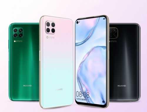Huawei P40 Lite ကို ဥရောပမှာ ရောင်းပြီ