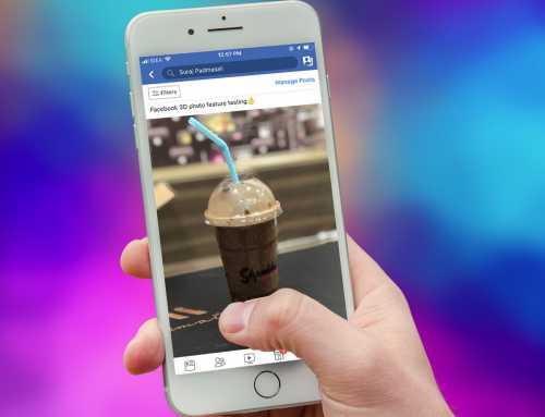 Single Camera ဖုန်းတွေနဲ့ ရိုက်ကူးထားတဲ့ဓါတ်ပုံကို Facebook မှာ 3D Photo ပြုလုပ်နိုင်ပြီ