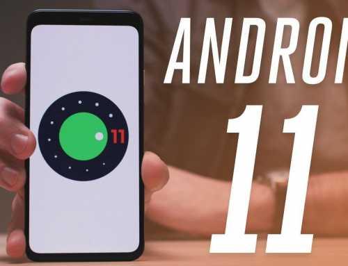 Developer Preview အနေနဲ့ ထွက်ရှိလာပြီဖြစ်တဲ့ Android 11