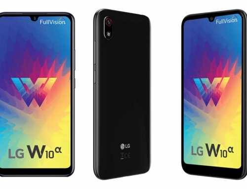 Entry-level စမတ်ဖုန်းသစ် LG W10 Alpha ကို ထပ်မံမိတ်ဆက်ခဲ့တဲ့ LG