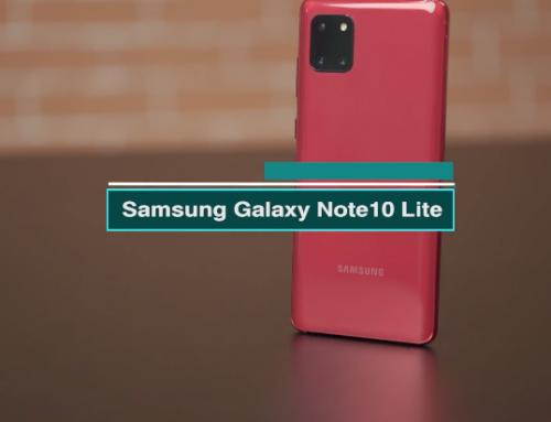 Samsung Galaxy Note 10 lite ကို ကြိုက်မိတဲ့ အချက်များ (ဗီဒီယို)