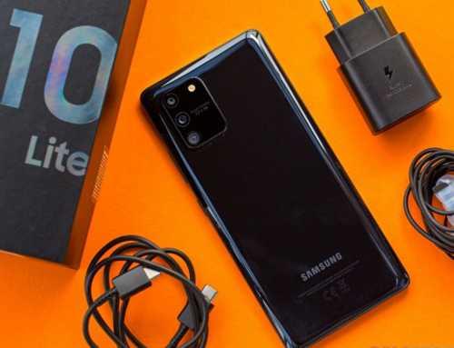 သိုလှောင်မှုပမာဏ 512GB အမျိုးအစား ထပ်တိုးလာတဲ့ Samsung Galaxy S10 Lite