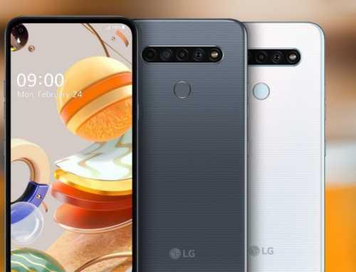 K Series စမတ်ဖုန်း ၃မျိူးကို မိတ်ဆက်လိုက်တဲ့ LG