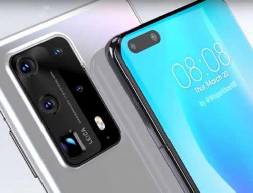 Huawei P40 Series မှာ 52MP Sony Sensor ပါလာနိုင်