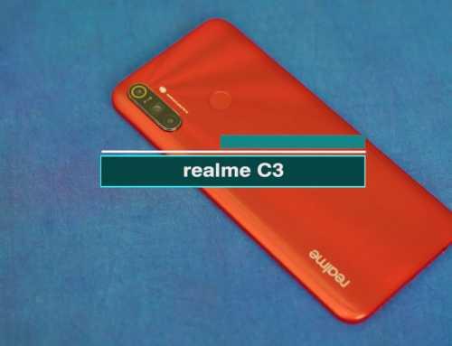 realme C3 – First Impression