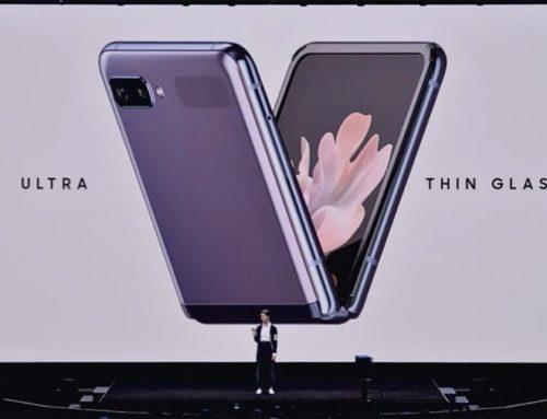Samsung Galaxy Z Flip 5G အတွက် ဝက်ဘ်စာမျက်နှာထွက်ပေါ်လာပြီ