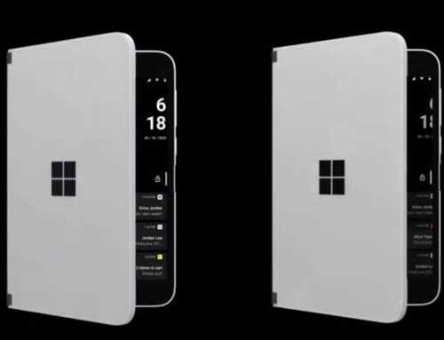 Microsoft Surface Duo လို့ယူဆရတဲ့ Teaser ဗီဒီယိုအချို့ ပေါက်ကြားလာ