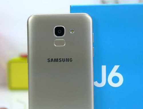 Samsung Galaxy J6 အတွက် Android 10 Update ရရှိပြီ