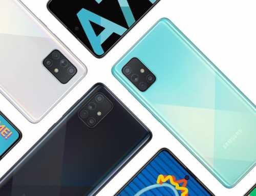 စျေးနှုန်းအပြင် Render ဓါတ်ပုံတွေထွက်ပေါ်လာပြီဖြစ်တဲ့ Samsung Galaxy A71 5G