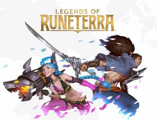 Riot Games ရဲ႕ကတ္ဂိမ္းအသစ္ Legends of Runeterra မုိဘုိင္းမွာထြက္ရွိရက္အတည္ျပဳ