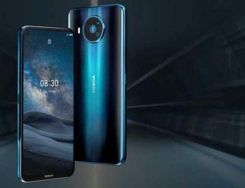 Nokia 8.3 5G, 5.3 နဲ့ 1.3 ကို ဗြိတိန်မှာ ကြိုတင်မှာယူနိုင်ပြီ