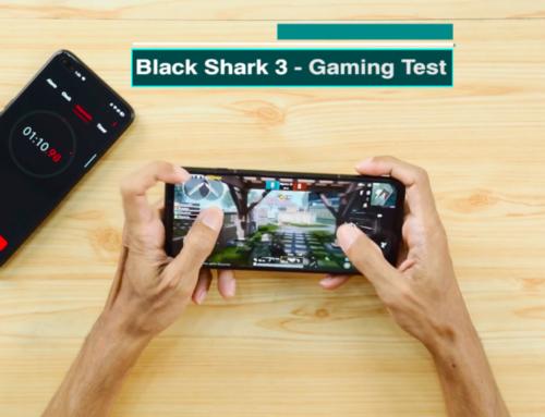 Black Shark 3 ရဲ့ Gaming Test ဗီဒီယို