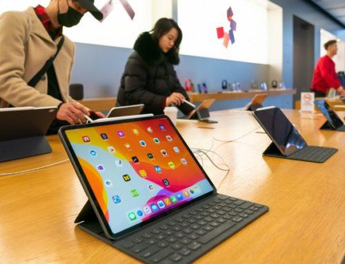iPad ဝယ်လိုအားတက်လာတဲ့အတွက် LG ကို Display တိုးမြှင့်ထုတ်လုပ်ခိုင်းနေရတဲ့ Apple