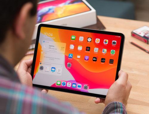 Bootloop ပြဿနာနဲ့ ကြုံနေရတဲ့ Apple iPad Pro Model အချို့
