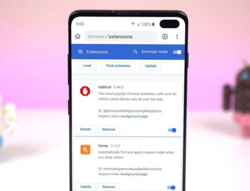 Android မှာ Chrome Extension ရရှိအောင် ဆောင်ရွက်နေတဲ့ Samsung နဲ့ Kiwi Browser
