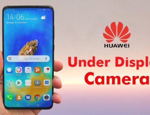 ကမ္ဘာ့ပထမဆုံး Under Screen Camera နဲ့ စမတ်ဖုန်းကို မိတ်ဆက်လာနိုင်တဲ့ Huawei