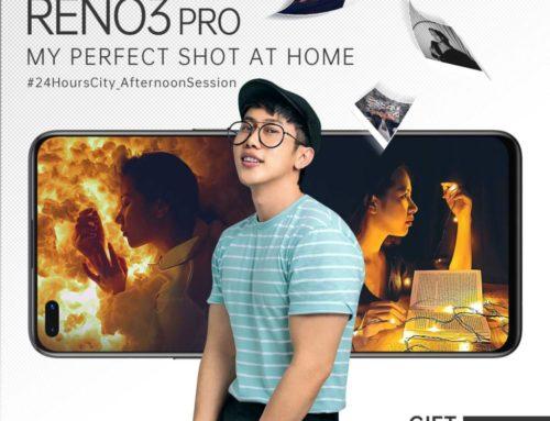 """အိမ်မှာ ဓာတ်ပုံလှလှရိုက်ရင်း ဖုန်းဘေလ်လက်ဆောင်တွေရမယ့် OPPO ရဲ့ """"My Perfect Shot At Home"""" Challenge"""