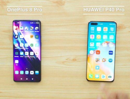 HUAWEI P40 Pro နဲ့ OnePlus 8 Pro တိုရဲ့ Speed Test
