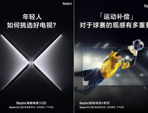 Redmi X TV နဲ့ 16.1 RedmiBook တို့ကို Tease လာတဲ့ Xiaomi