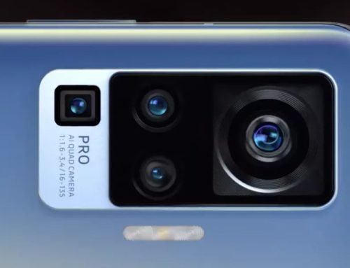 Vivo X50 စီးရီးရဲ့ ဒီဇိုင်းကို ဖော်ပြလာတဲ့ ပိုစတာအသစ်
