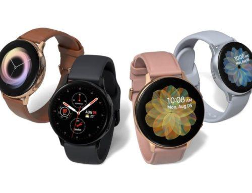 Samsung က Galaxy Watch အသစ် ၁ လုံးကို ဖန်တီးနေ