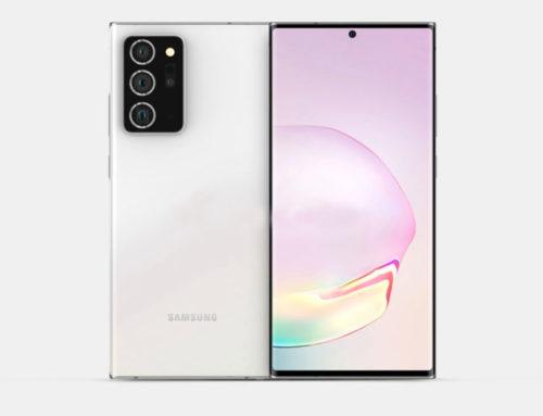 3C Certification ရနေပြီဖြစ်တဲ့ Samsung Galaxy Note20 Plus