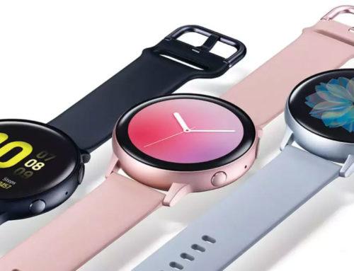 တောင်ကိုရီးယားမှာ ECG-Certified ရသွားပြီဖြစ်တဲ့ Samsung Galaxy Watch Active2