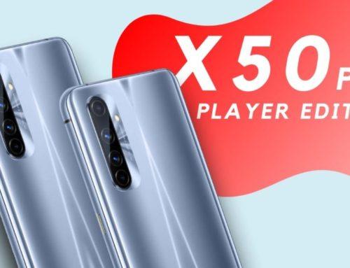ဂိမ်းကစားရင် အရမ်းလန်းမယ့် realme X50 Pro Player ကို ကြေညာပြီ