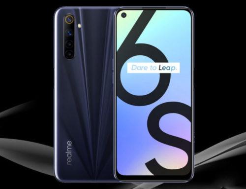 ဥရောပဈေးကွက်မှာ ပွဲထွက်လာတဲ့ Realme 6s