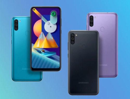 Samsung Galaxy M01 နဲ့ M11 တို့ကို ဇွန်လ ၂ ရက်နေ့ အိန္ဒိယဈေးကွက်မှာ ဖြန့်ချိမယ်