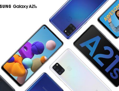 နောက်ဆုံးပေါ် Samsung Galaxy A21s စမတ်ဖုန်းအသစ်အား သင့်တင့်မျှတသော ဈေးနှုန်းဖြင့် မြန်မာနိုင်ငံတွင် စတင်မိတ်ဆက်