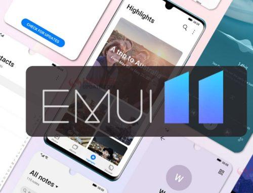 2020 Q3 ကာလအတွင်းမှာ EMUI 11 ကို မြင်ရဖို့ Huawei အတည်ပြု