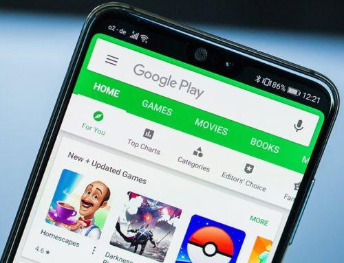 Categories Section ကို Design ပြောင်းလဲလိုက်တဲ့ Google Play Store