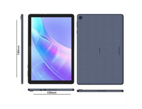 Huawei MatePad T10 နဲ့ T10s တို့ရဲ့ ပုံရိပ်နဲ့ အချက်အလက်များ ထွက်ပေါ်လာ