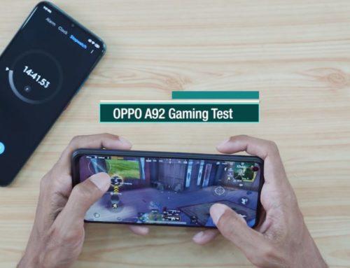 OPPO A92 ရဲ့ PUBG Gaming Test ဗီဒီယို