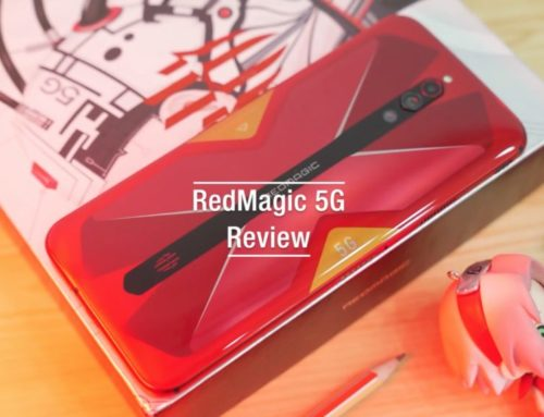 144Hz Display ပါတဲ့ Nubia RedMagic 5G ရဲ့ Review ဗီဒီယို